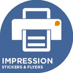 Pictogramme Impression - Com'Une Image