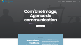 UCC-Boutique - Création Web - Com'Une Image